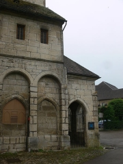 Eglise Saint-Laurent - Église Saint-Laurent d'Ornans