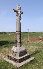 Croix de la Combille - Français:   La croix de Combille.