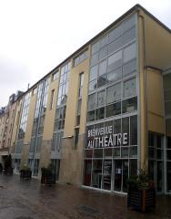 Théatre - Deutsch: Theatre, Montbéliard