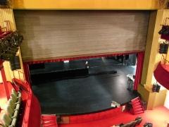 Théatre -   This file was uploaded  with Commonist   Théâtre de Montbéliard, la scène vue de haut.