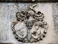 Château - Français:   Armoiries