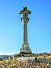 Croix dite Croix Saint-Pierre - Français:   Face est de la croix