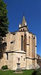 Eglise paroissiale Saint-André - Français:   Église Saint André d\'Alet-les-Bains