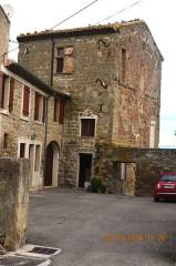 Château - English: Arzens Chateau