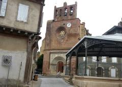 Eglise Saint-Saturnin -  Belpech, Aude