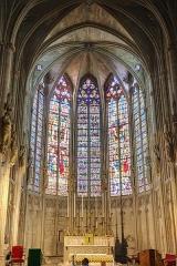 Cathédrale Saint-Michel et abords - Nef de la cathédrale Saint-Michel de Carcassonne