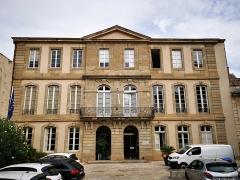 Ancien hôtel de Murat - English: Carcassonne, hôtel de Murat.