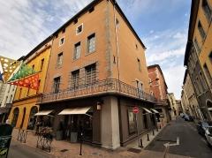 Maison - English:   Carcassonne, maison, 36 rue de Verdun.