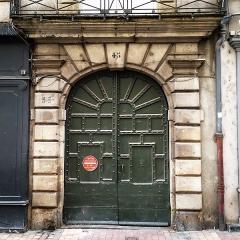 Maison Cotte - English: Carcassonne, maison Cotte.