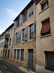 Maison Gally - English:   Carcassonne, maison Gally.