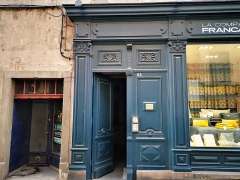 Immeuble - English: Carcassonne, immeuble, 65 rue de Verdun.