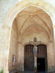 Eglise Notre-Dame-de-Marceille - Français:   Limoux - Basilique Notre-Dame de Marceille