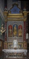 Eglise Saint-Vincent -  LangSwitch Error: no default...