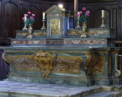 Eglise Saint-Paul, ancienne église des Cordeliers - Français:   Maître-autel
