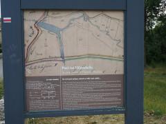 Via Domitia (également sur communes de Redessan et Jonquières-Saint-Vincent, dans le Gard, et Castelnau-le-Lez, dans l'Hérault) - Deutsch: Via Domitia Tafel