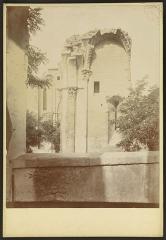 Ancienne abbaye de Saint-Gilles -