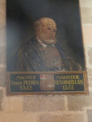 Ancienne abbaye de Saint-Gilles -  Palace of the Grand Master of the Knights of Rhodes