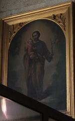 Chapelle des Pénitents Bleus - Français:   Chapelle des Pénitents bleus: Peinture.