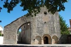 Eglise Saint-Nazaire et Saint-Celse - Français:   France - Hérault - Église Saint-Nazaire et Saint-Celse de Brissac