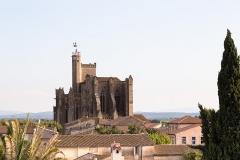 Eglise Saint-Etienne -  Canal du Midi-1215