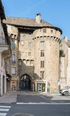 Porte de Chanelles - Polish Wikimedian and photographer Free-license photographer