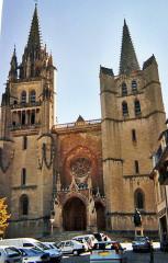 Cathédrale Notre-Dame et Saint-Privat - Dansk: parvis