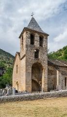 Eglise paroissiale de l'Assomption de Saint-Chély-du-Tarn - Polish Wikimedian and photographer Free-license photographer