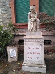 Villa Las Indis, actuellement hôtel de ville - Català: Vil·la Las Indis, casa de la vila d'Arles (el Vallespir)