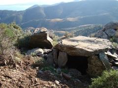 Dolmen - Français:   Dolmen de la Coma Enestapera