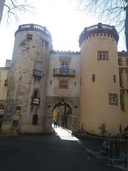 Ancien portal de France - Català: Porta de França de la vila fortificada de Ceret