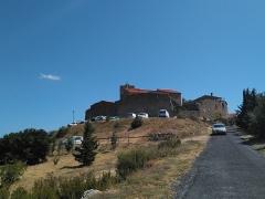 Vestiges du château et enceinte fortifiée - Català: Castell de Montalbà