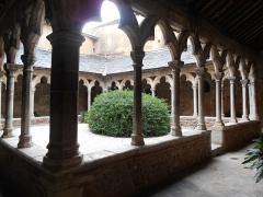 Prieuré Saint-Estève de Monastir-del-Camp - Català: Claustre del Monestir del Camp