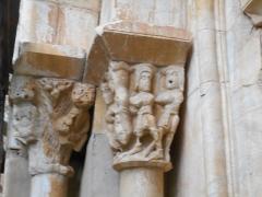 Prieuré Saint-Estève de Monastir-del-Camp - Català: Portalada del Monestir del Camp