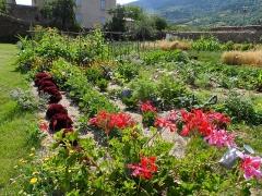 Ferme Cal Mateu - Français:   Jardin potager de Cal Mateu