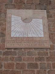 Eglise Sainte-Marie - Català: Santa Maria de Serrallonga