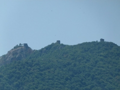Tours de Cabrenc (également sur commune de Lamanère) - Català: Torres de Cabrenç (La Menera i Serrallonga)