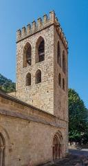 Eglise Saint-Jacques - English: Église Saint-Jacques, Villefranche-de-Conflent, Pyrénées-Orientales department, France