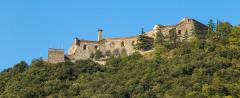 Fort Libéria (également sur commune de Fuilla) - English: Fort Libéria, Villefranche-de-Conflent, Pyrénées-Orientales department, France
