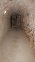 Fort Libéria (également sur commune de Fuilla) - English: Part of the