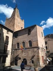 Ancien hôtel de ville - Català: Casa de la Vila de Vilafranca de Conflent