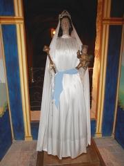 Ermitage Notre-Dame-du-Coral - Català: Imatge de Nostra Senyora del Coral