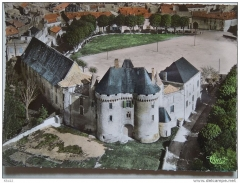 Château de Barbezieux - Français:   chateau de Barbezieux au XXe siècle
