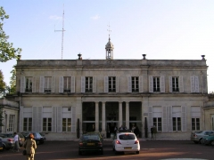 Musée -  mairie de Cognac