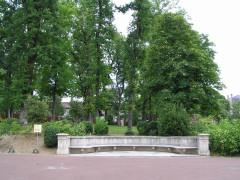 Musée -  jardin public