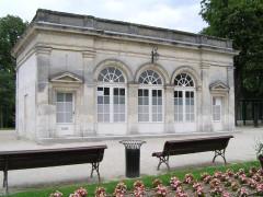 Musée -  jardin public: orangerie