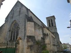 Eglise Saint-Pierre - Français:   église de Jarnac, Charente, France