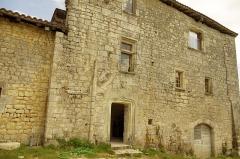 Prieuré Saint-Jean-Baptiste - Français:   Ancien prieuré de Ronsenac, Charente, France.