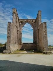 Ancienne abbaye Notre-Dame de Ré, dite des Châteliers -  Abbaye Chatelier Île de Ré (07/05/2013)