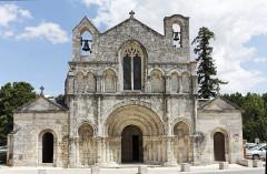 Eglise Saint-Vivien -  St. Vivianus Church, Pons, Charente-Maritime, France