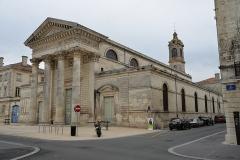 Eglise Saint-Louis - Français:   Église Saint-Louis de Rochefort